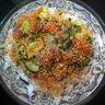 Chirashi thon et saumon