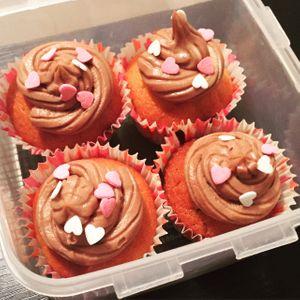 Cupcake Chocolatnutella Recette De Cupcake Chocolatnutella