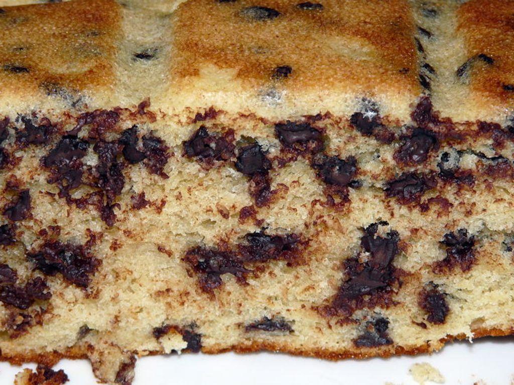 Gâteau Moelleux Au Yaourt Et Pépites De Chocolats Recette De