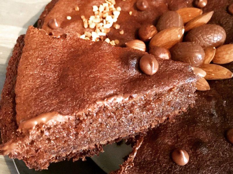 Gâteau Moelleux Au Nutella Recette De Gâteau Moelleux Au Nutella