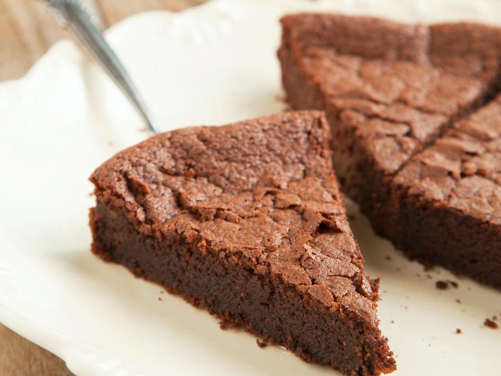 Gâteau très rapide au yaourt et au chocolat