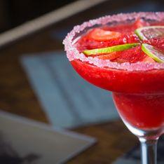 Margarita fraise