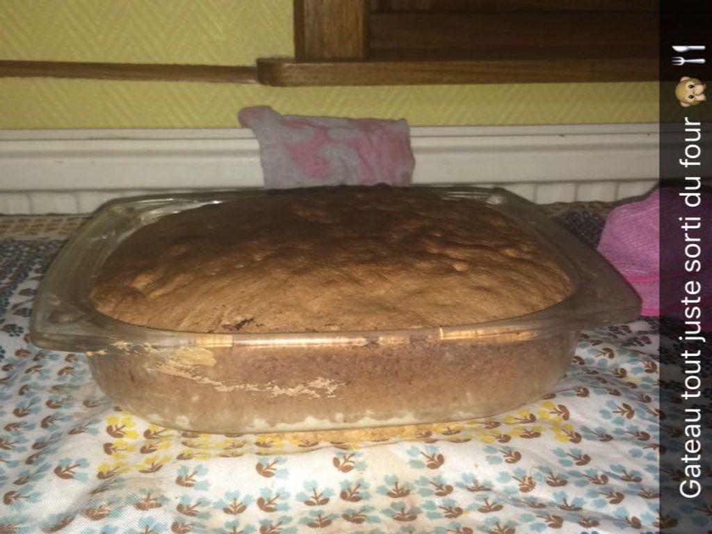 Gâteau au chocolat (sans beurre ni crème ni lait ...