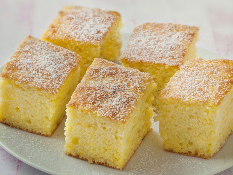 Gâteau Sucré à La Courgette Facile Recette De Gâteau Sucré à La