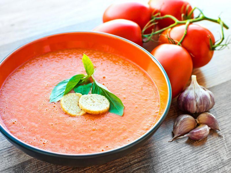 """Résultat de recherche d'images pour """"Gazpacho - recette"""""""