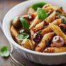 Pâtes aux olives
