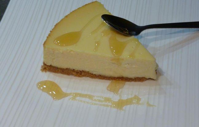 Cheesecake au miel : Recette de Cheesecake au miel - Marmiton