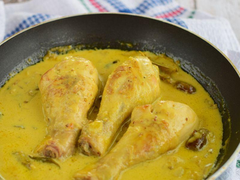 Temps cuisson cuisse poulet