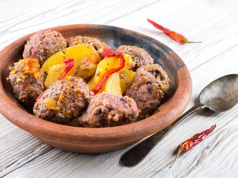Kefté (boulettes de viande à l'arménienne) : Recette de Kefté ...