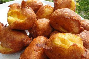 Pommes dauphines maison : Recette de Pommes dauphines maison