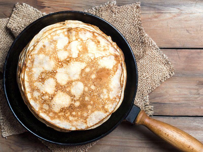 Pâte à Crèpes Sans Oeufs Simple Recette De Pâte à Crèpes Sans