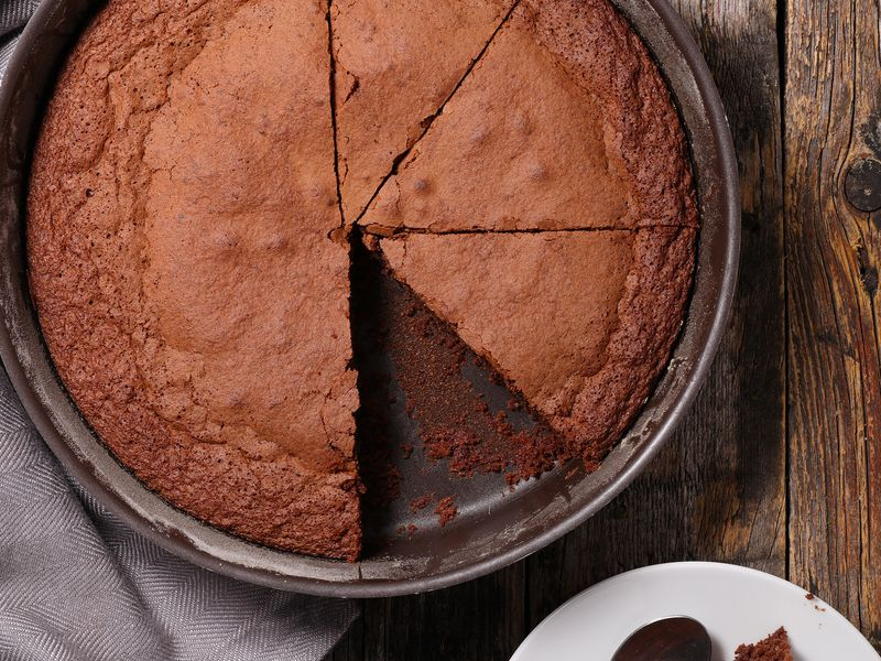 Gâteau Au Chocolat Fondant Rapide Recette De Gâteau Au Chocolat