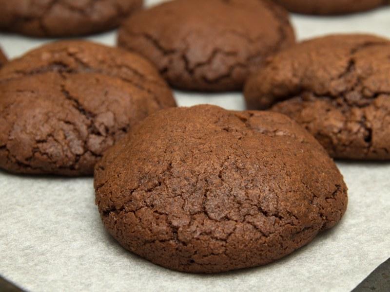 Cookies Tout Chocolat Facile Recette De Cookies Tout