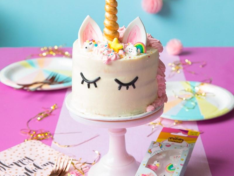 Gâteau Licorne Recette De Gâteau Licorne Marmiton