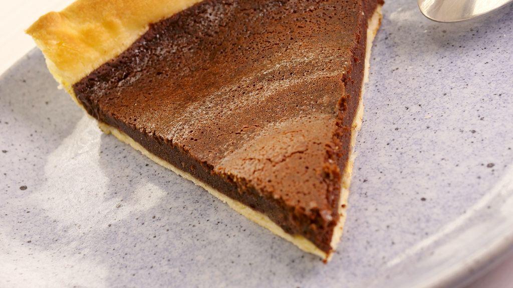 Tarte Au Chocolat Recette De Tarte Au Chocolat Marmiton