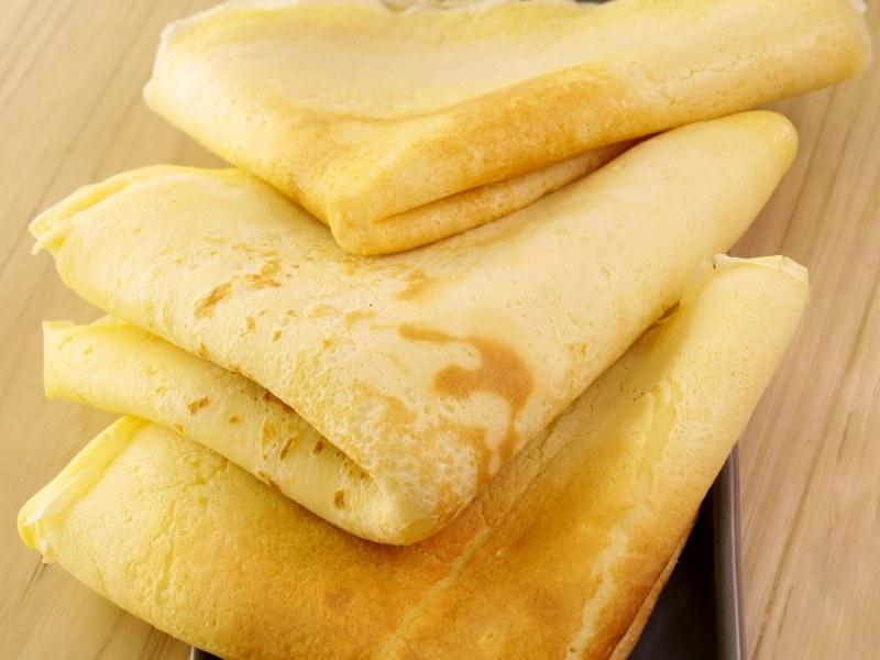 Pâte à Crêpes Très Simple Recette De Pâte à Crêpes Très Simple