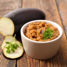 Baba ghanoush - Caviar d'aubergines (Liban)