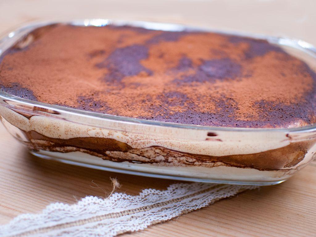 Idée De Dessert Facile.Tiramisu Recette Originale