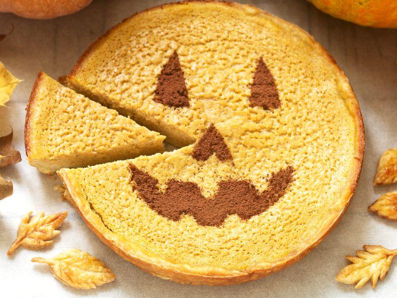 Gâteau D Halloween à La Citrouille Recette De Gâteau D