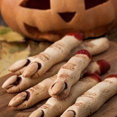 Doigts coupés pour Halloween