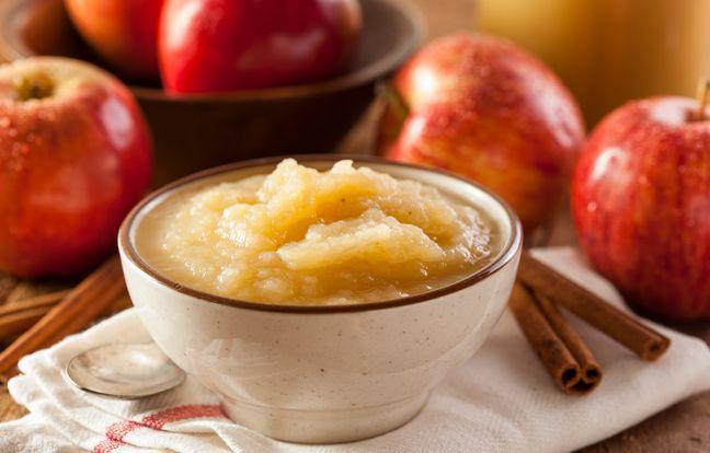Compote de pommes au Cookeo
