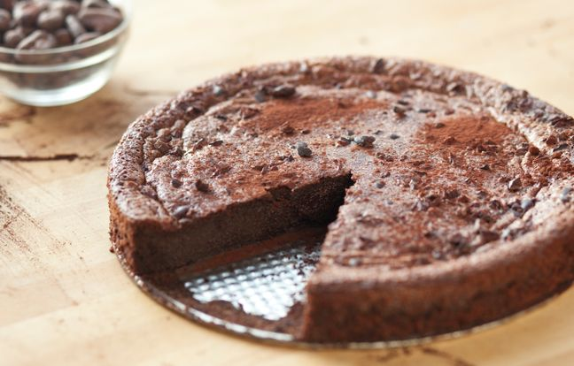 Gâteau au chocolat au Cookeo