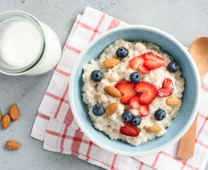 Porridge au Cookeo