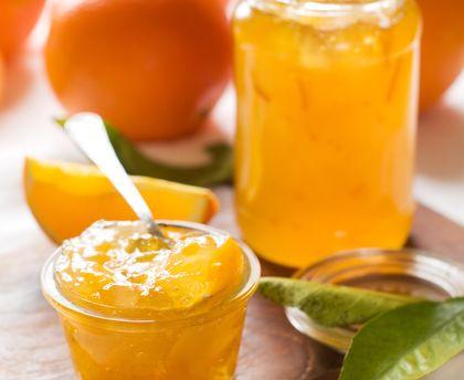 Marmelade orange amère au Cookeo