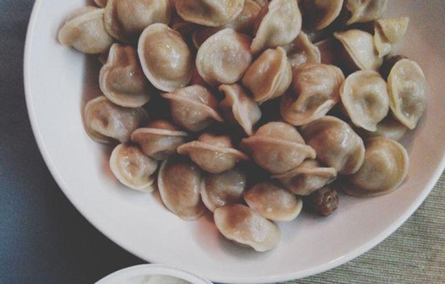 Rezept für Russische Pelmeni