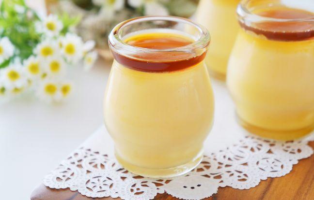 Crème caramel au Thermomix