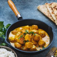 Poulet curry et oignons facile au Monsieur Cuisine