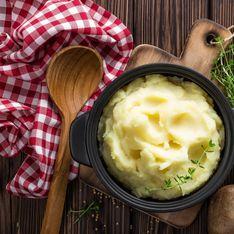 Purée de pommes de terre maison au Monsieur Cuisine