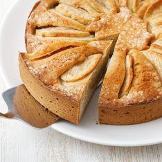 Gâteau aux pommes facile au Companion