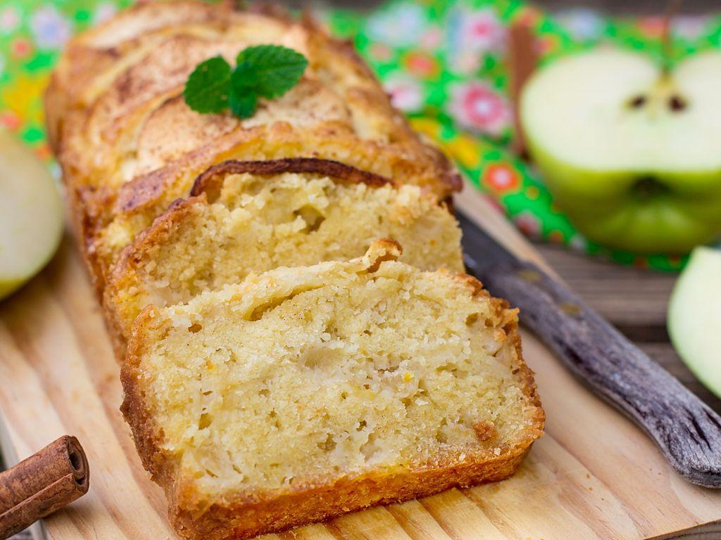 Gâteau aux pommes facile au Monsieur Cuisine