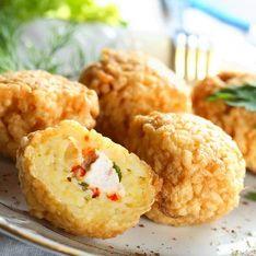 Arancini ou beignets de riz à la sicilienne
