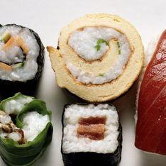 Riz à sushis japonais