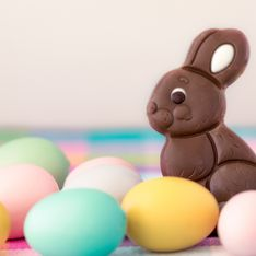 Chocolats de Pâques maison