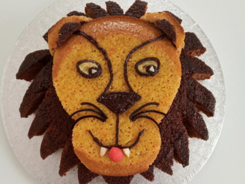 Gateau D Anniversaire Lion Recette De Gateau D Anniversaire Lion
