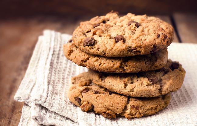 Cookies bi-goût