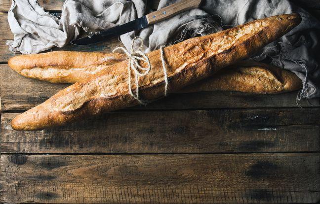 baguette machine à pain