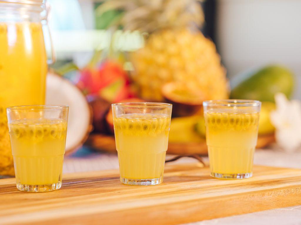 rhum arrangé ananas passion : Recette de rhum arrangé ...