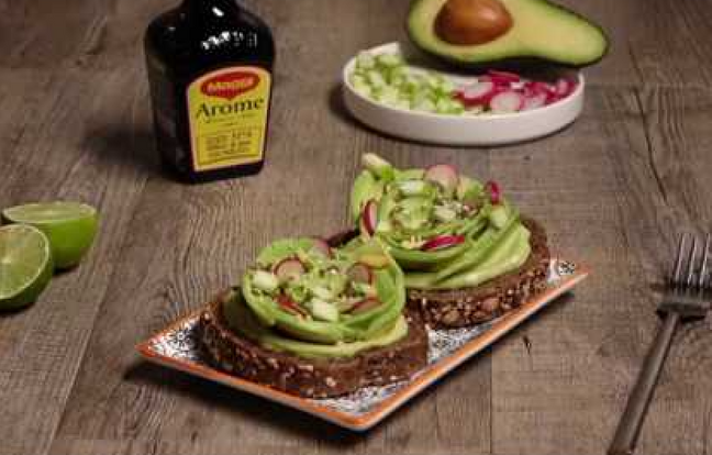 Avocat toasts