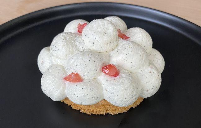 Tartelettes aux fraises de Micka pâtissier