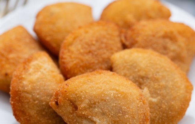 Rissois portugais (Viande ou crevette)