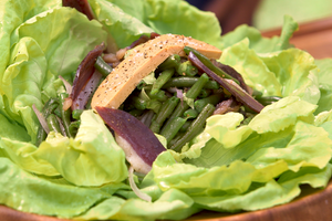 Salade périgourdine par Laurent Mariotte