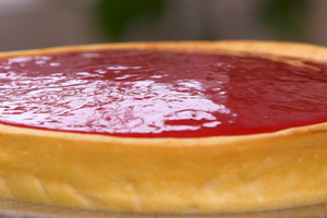 Cheesecake de Dordogne par Laurent Mariotte