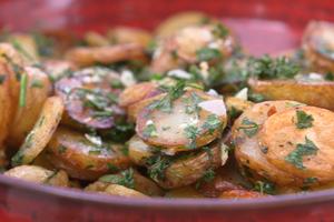 Pommes de terre sarladaises par Laurent Mariotte