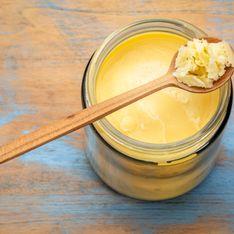Beurre clarifié (ou ghee)
