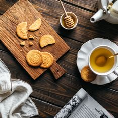 Sablés galettes bretonnes