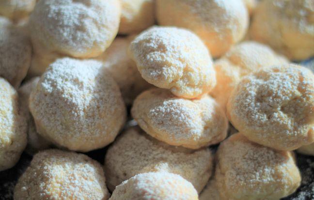 Biscuits au prosecco